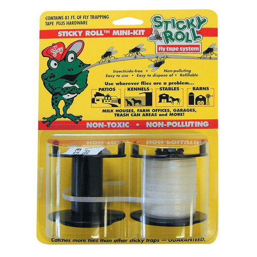 View larger image of Sticky Roll Fly Tape Kit