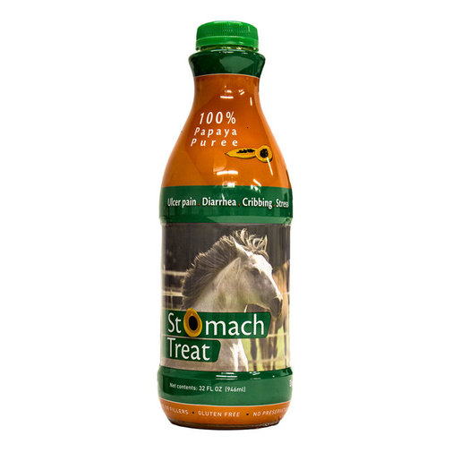 View larger image of Stomach Treat 100% Papaya Puree Horse Supplement