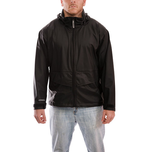 View larger image of StormFlex Rain Jacket with Hood