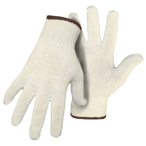 View larger image of String Knit Reversible Gloves