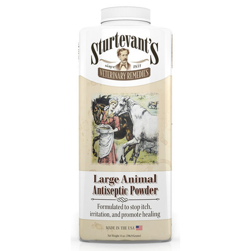 View larger image of Sturtevant's Veterinary Remedies Large Animal Antiseptic Powder