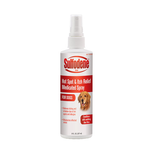 View larger image of Sulfodene Hot Spot & Itch Relief Medicated Spray