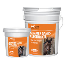 Summer Games Electrolyte for Horses