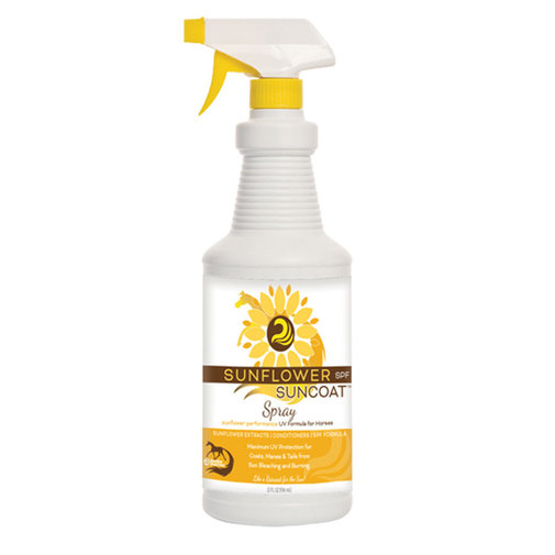 View larger image of Sunflower Suncoat SPF for Horses