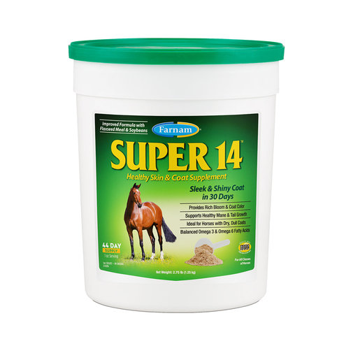 View larger image of Super 14 Healthy Skin & Coat Supplement