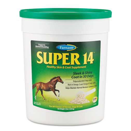 View larger image of Super 14 Skin & Coat Supplement
