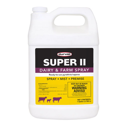 View larger image of Super II Dairy & Farm Insect Spray
