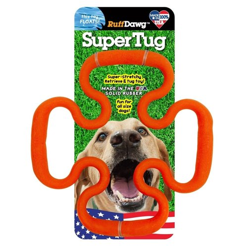 View larger image of Super Tug Dog Toy