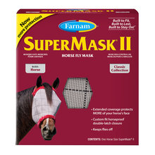 SuperMask II Fly Mask without Ears