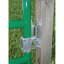 Sure-Latch Gate Latch