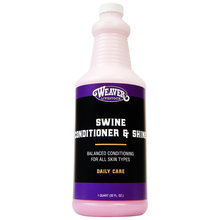 Swine Conditioner and Shine