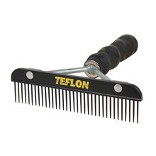 Teflon Comb with Wood Handle