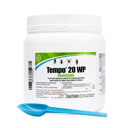 View larger image of Tempo 20 WP Insecticide