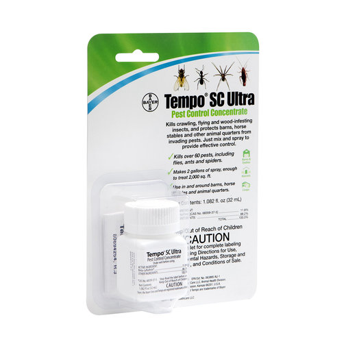 View larger image of Tempo SC Ultra Pest Control Concentrate