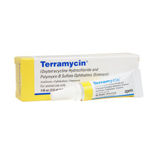 Terramycin Ophthalmic Ointment for Animal Use