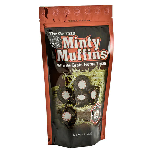 View larger image of The German Minty Muffins Horse Treats