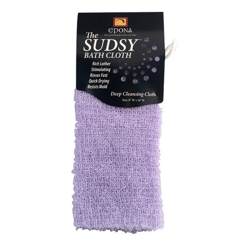 View larger image of The Sudsy Bath Cloth