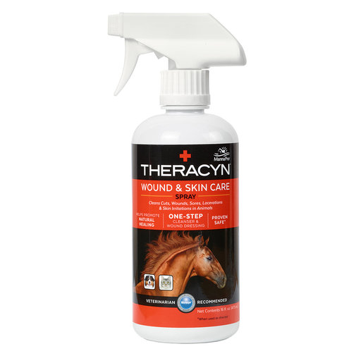 View larger image of Theracyn Wound & Skin Care Spray