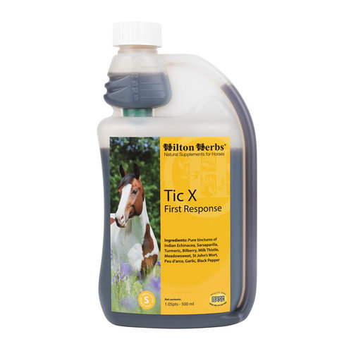 View larger image of Tic X First Response Horse Supplement