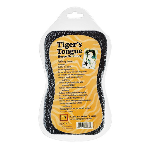 View larger image of Tiger's Tongue Horse Groomer