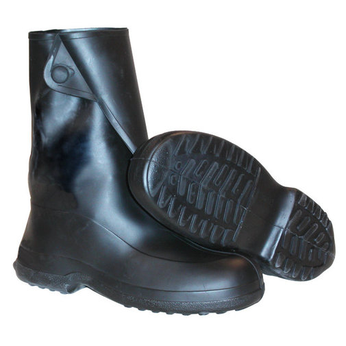 "View larger image of Work Rubber 10"" Overshoe Boots for Men and Women"