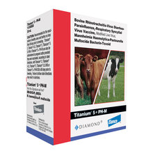 Titanium 5 + PH-M Cattle Vaccine