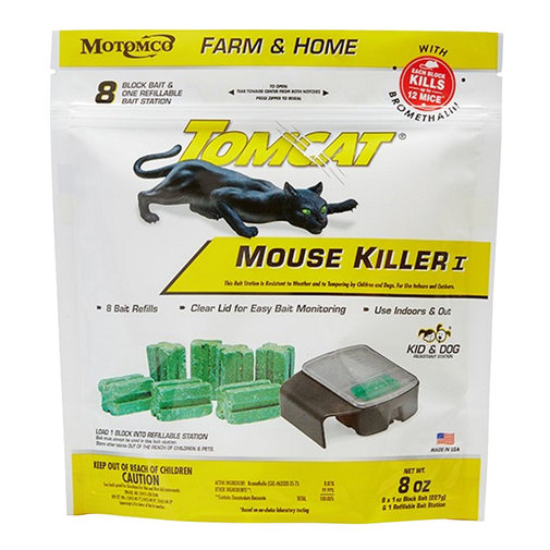 View larger image of Tomcat Mouse Killer I Bait Station