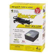 Tomcat Rat Killer Bait Station