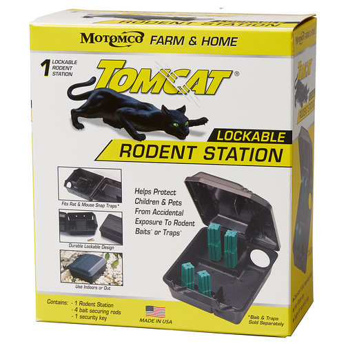 View larger image of Tomcat Rodent Bait Station