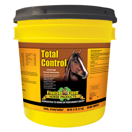 View larger image of Total Control for Horses