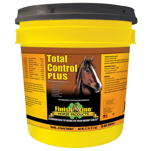 View larger image of Total Control PLUS Horse Supplement
