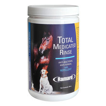 Total Medicated Rinse for Horses and Dogs