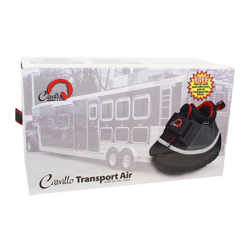 View larger image of Transport Air Regular Sole Horse Boots