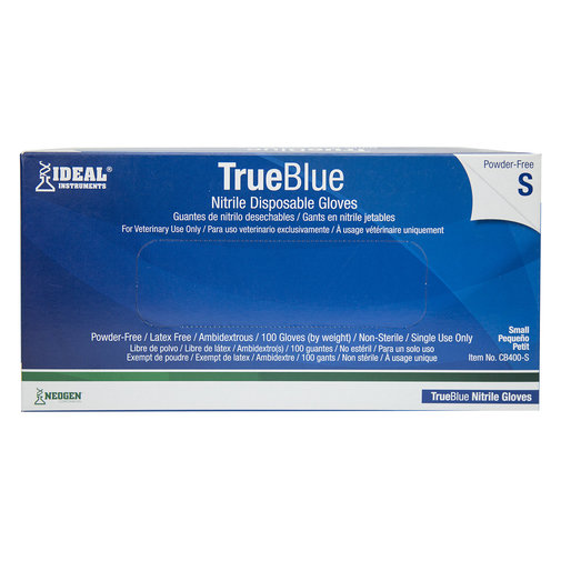 View larger image of TrueBlue Nitrile Gloves