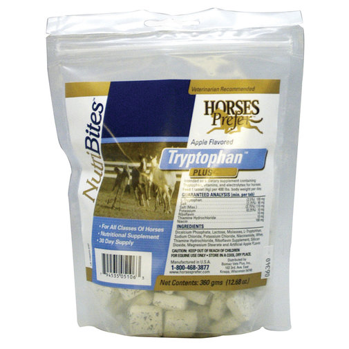 View larger image of Tryptophan Plus Nutri-Bites for Horses