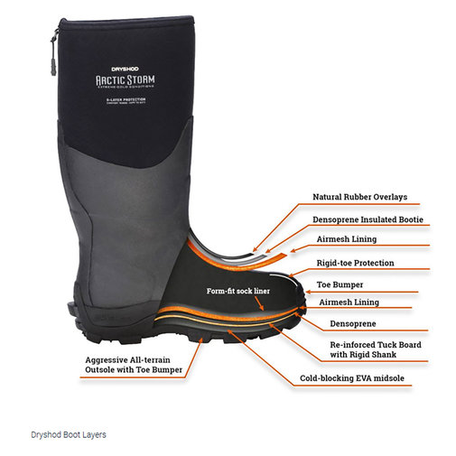 View larger image of Tuffy Kids' Sport Boots