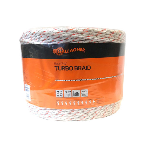 View larger image of Turbo Braid