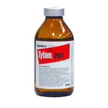 Tylan 200 Tylosin Antibiotic for Cattle and Swine
