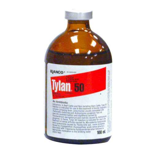 View larger image of Tylan 50 Injectable Antibiotic