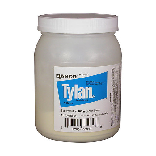 View larger image of Tylan Soluble Powder Rx