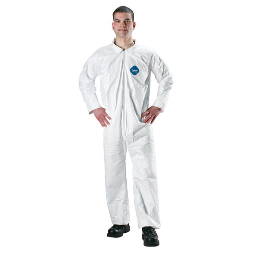 View larger image of Tyvek Disposable Coveralls