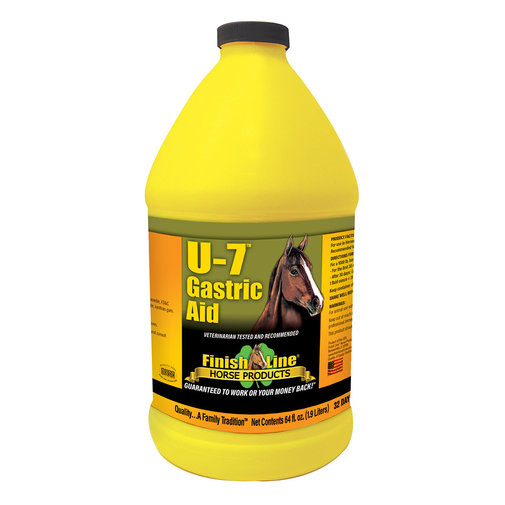 View larger image of U-7 Gastric Aid Horse Supplement