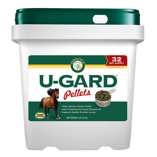 View larger image of U-Gard Calcium Magnesium Supplement for Horses
