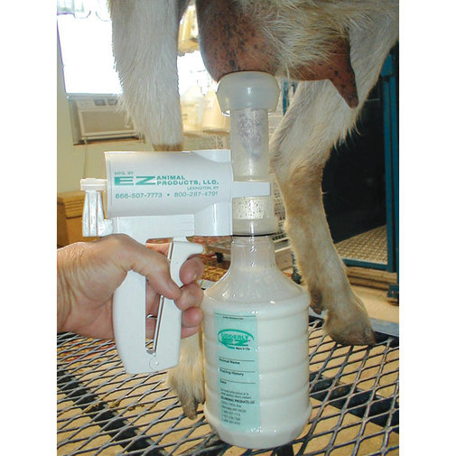 View larger image of Udderly EZ Goat Milker Kit