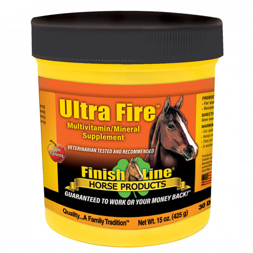View larger image of Ultra Fire Horse Supplement