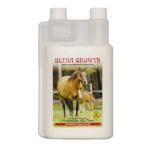 Ultra-Growth Muscle-Building Liquid Horse Supplement