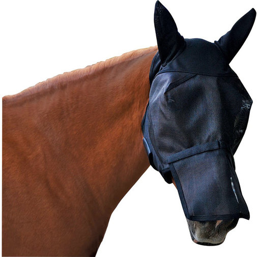 View larger image of Ultra Shield Fly Mask with Ears