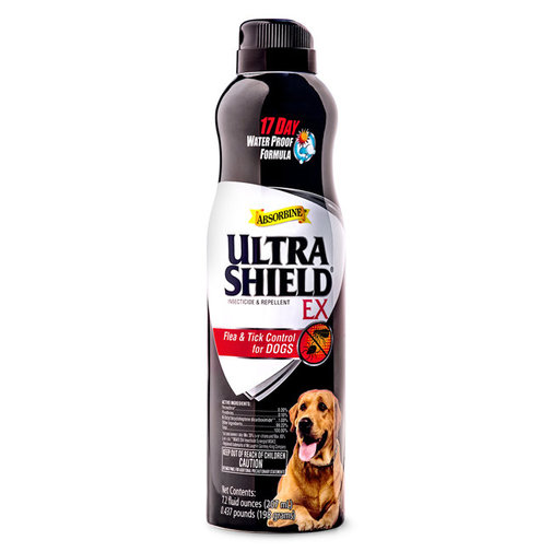 View larger image of Ultra Shield EX Flea & Tick Control for Dogs