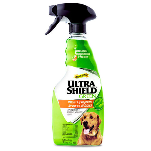 View larger image of Ultra Shield Green for Dogs