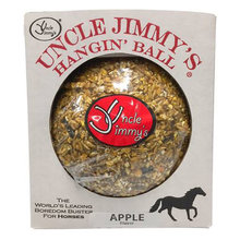 Uncle Jimmy's Hangin' Ball Horse Treat